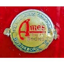 эмблема автомобиля Ames