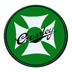 эмблема автомобиля Crossley