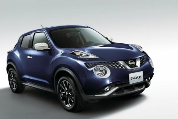 фото Nissan Juke