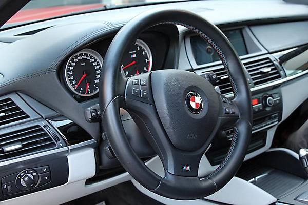 фото салона BMW X5M E70