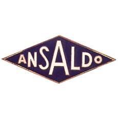 фото логотипа авто ansaldo Италия Турин 1919-1936