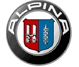 лого альпина