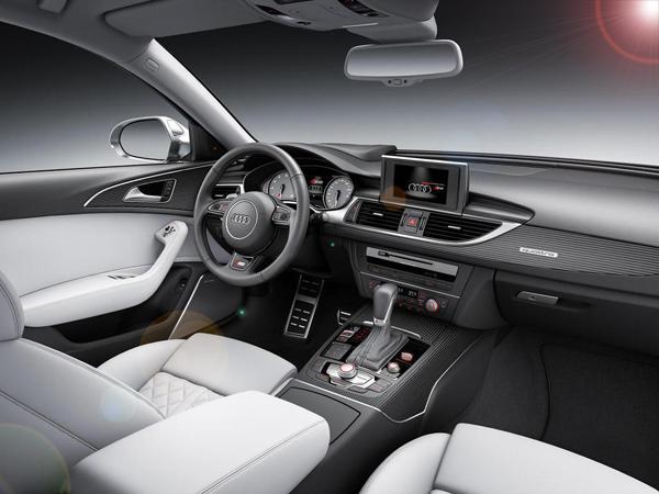 фото салона Audi A6