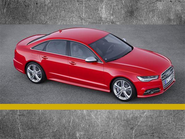 фото седана Audi A6