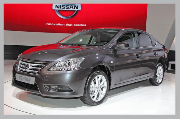 фото Nissan Sentra