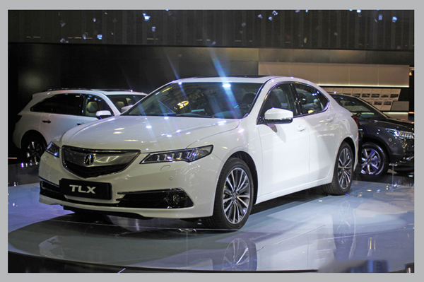 фото Acura TLX