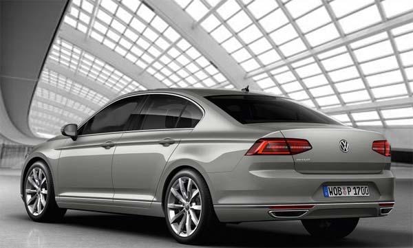 фото Volkswagen Passat GTE