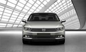 Гибрид Volkswagen Passat GTE