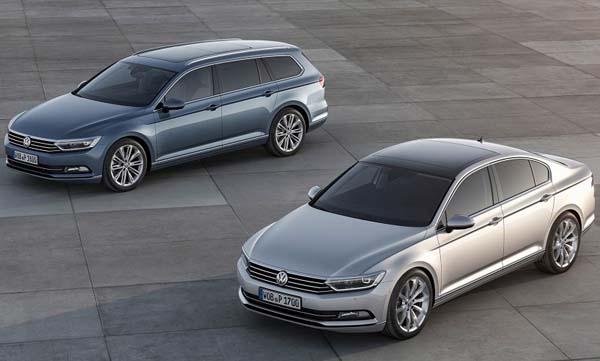 фото Volkswagen Passat GTE универсал и седан