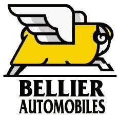 лого Bellier  Франция, 1968
