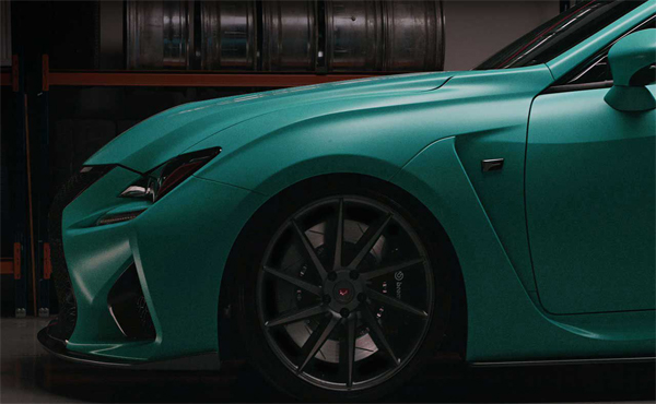 тюнинг Lexus RC F