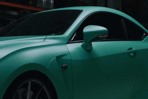 вариант тюнинга Lexus RC F