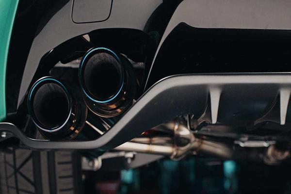 элементы тюнинга Lexus RC F