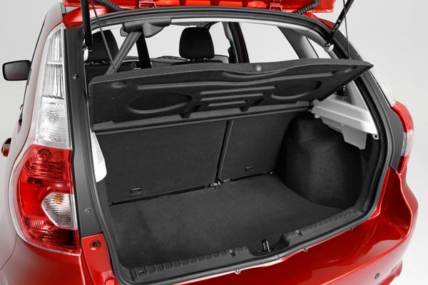Datsun mi-DO багажник