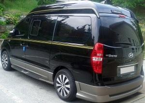 hyundai grand starex limousine