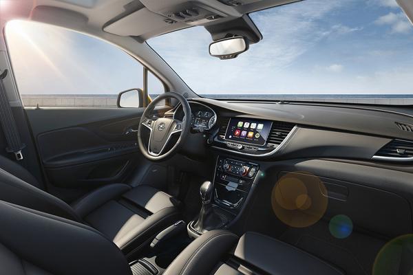 салон Opel Mokka X