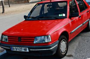 Peugeot 309 1,9 D