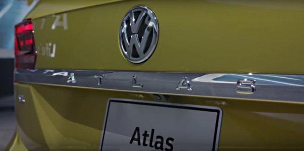 Volkswagen Teramont (Atlas)