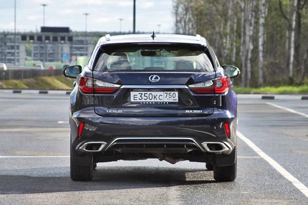 Тест Lexus 350 RX